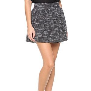 Free People Holly Go Lightly mini skirt